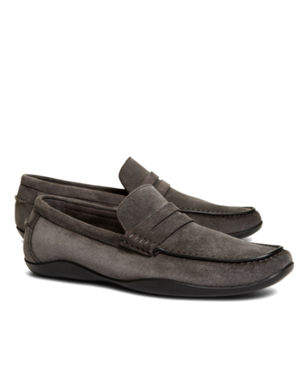 Harrys Of London® Suede Basel Loafers