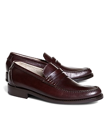 Harrys of London Leather Dean Loafers