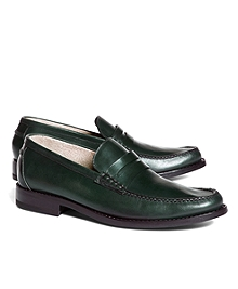 Harrys Of London® Leather Dean Loafers