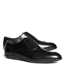 Harrys of London Calfskin Grant Wingtip Oxfords