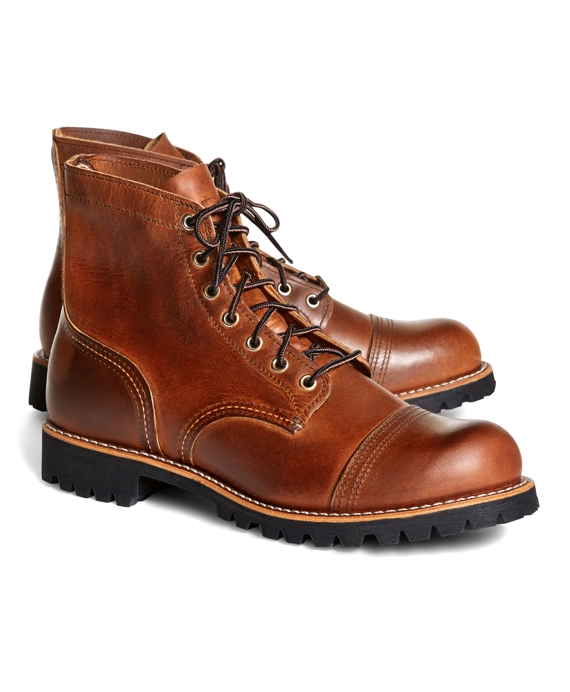 Men's Red Wing for Brooks Brothers 4556 Iron Ranger Boots | Brooks ...