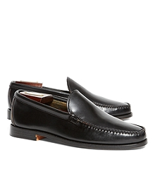 Rancourt & Co. Cordovan Venetian Loafers