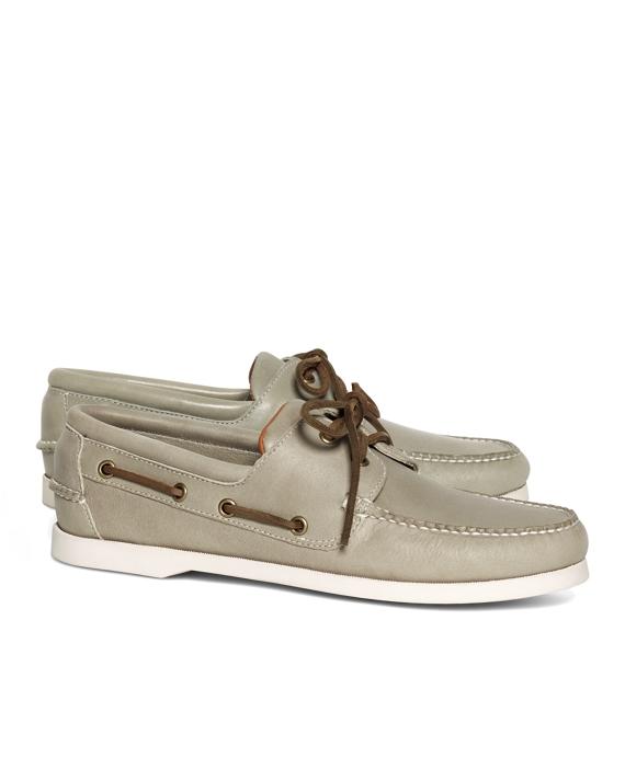 Grey Boat Shoes Grey