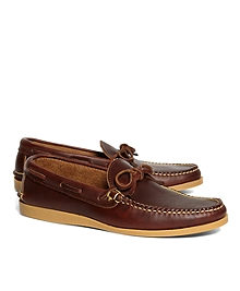 Rancourt & Co. Boat Tie Moccasins