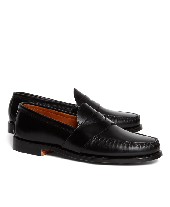 Rancourt & Co. Leather Sole Loafers
