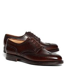 Peal & Co.® Leather Wingtips