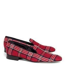 Peal & Co.® Tartan Slippers