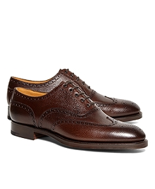 Edward Green Longmoor Pebble Wingtips