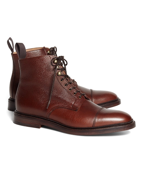 Peal & Co Captoe Boots