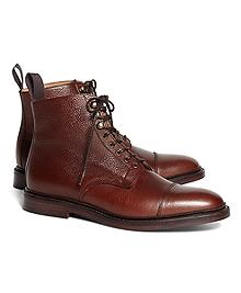 Peal & Co Captoe Boots