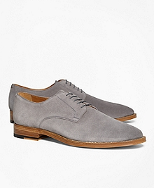 Suede Oxford
