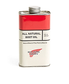Red Wing 97103 All Natural Boot Oil-8oz