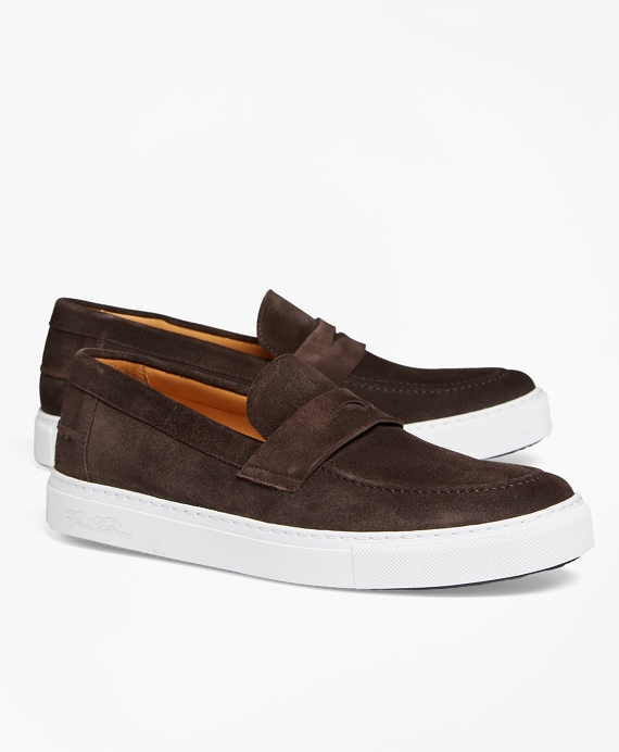 Penny Sneakers Brown
