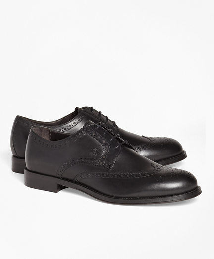 1818 Footwear Leather Wingtips
