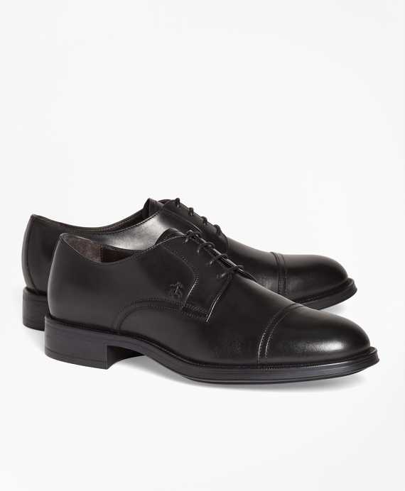 1818 Footwear Leather Captoes