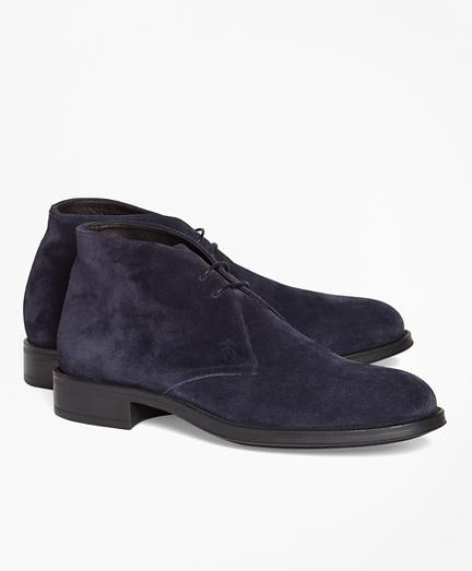 1818 Footwear Suede Chukka Boots