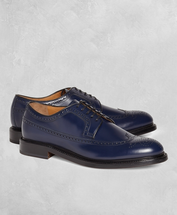 Golden Fleece® Wingtips Navy