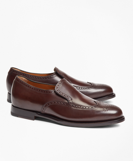 200th Anniversary Limited-Edition Golden Fleece® Cordovan Wingtip Loafers