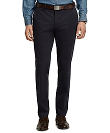 Milano Fit Cotton Twill Pants