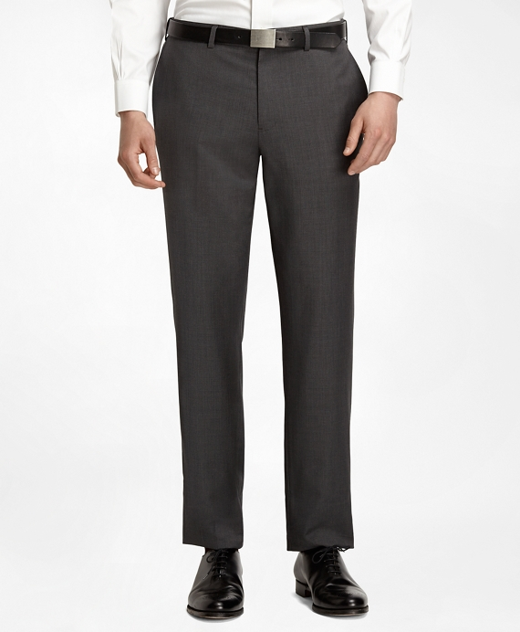 Grey Suit Trousers