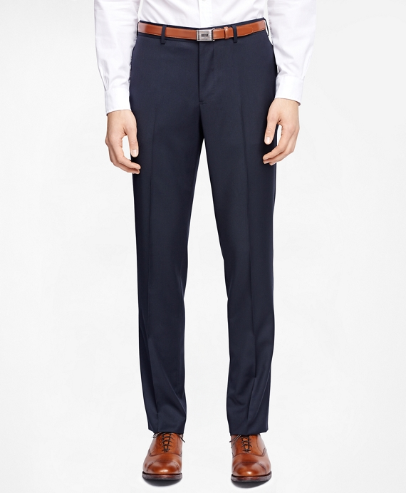 Navy Suit Trousers Navy