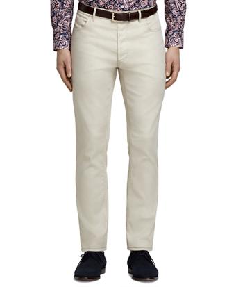 Five-Pocket Dress Trousers