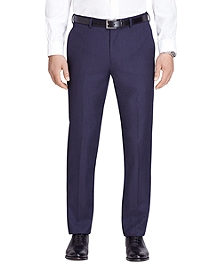 Fitzgerald Fit Herringbone Trousers