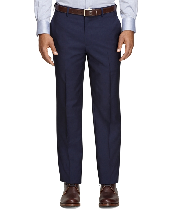 Fitzgerald Fit Mohair Trousers Navy