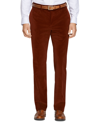 Regent Fit Stretch Corduroy Trousers