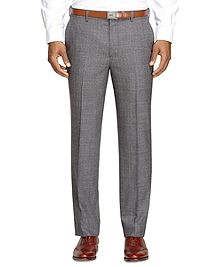 Fitzgerald Fit Plaid Trousers