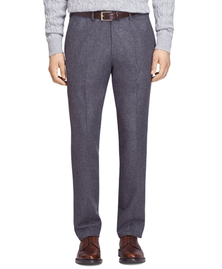 Own Make Flannel Trousers