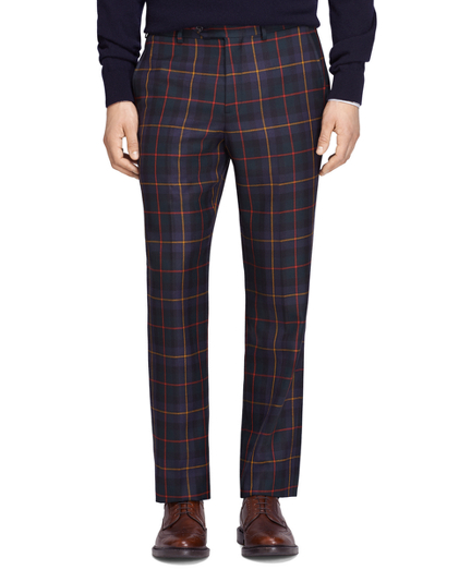 Own Make Tartan Trousers