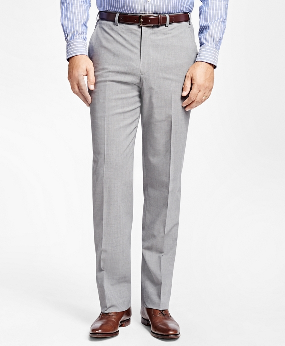 Madison Fit BrooksCool® Dress Trousers Grey