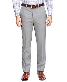 Regent Fit Own Make Grey Dress Trousers