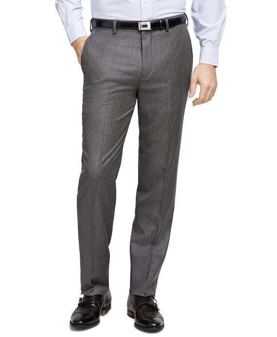 Fitzgerald Fit Herringbone Trousers