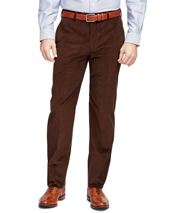 Men's Fitzgerald Fit Corduroy Dress Pants | Brooks Brothers