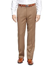 Madison Wool Twill Trousers