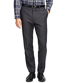 Madison Fit Mini Plaid Trousers