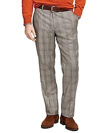 Fitzgerald Fit Plaid Trousers