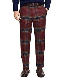 Own Make Plaid Trousers