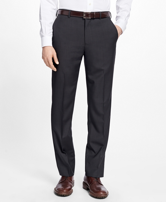 Regent Fit Check Trousers