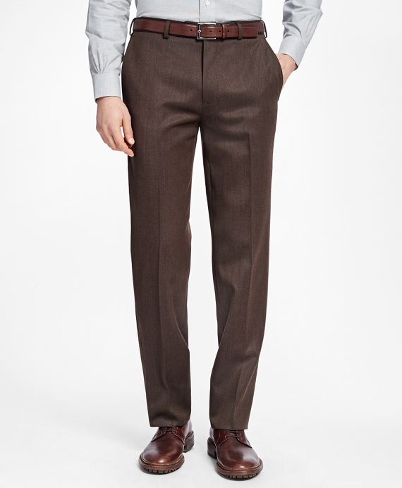 Regent Fit Whipcord Trousers