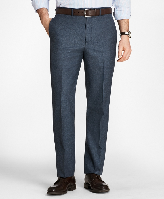 Madison Fit Stretch Flannel Trousers