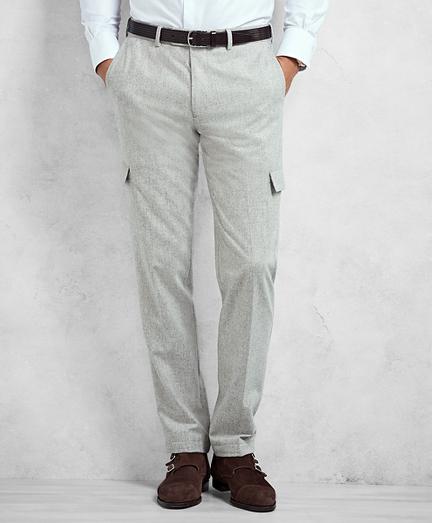 Golden Fleece® Flannel Cargo Trousers