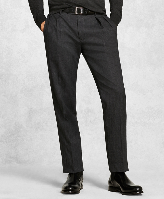 Golden Fleece® Dark Grey Dress Trousers Dark Grey