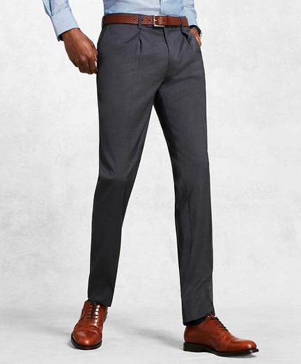 Golden Fleece® Single-Pleat Dress Trousers