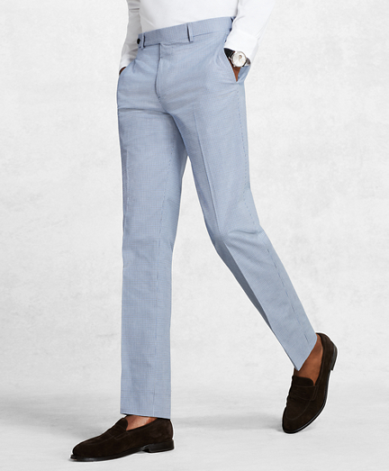 Golden Fleece® Houndstooth Chino Trousers