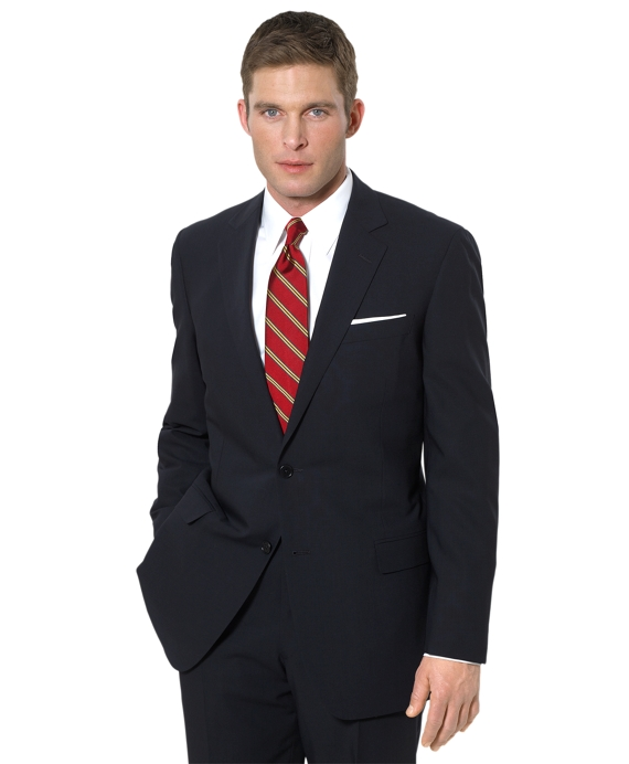 Fitzgerald Fit BrooksCool® Suit Navy