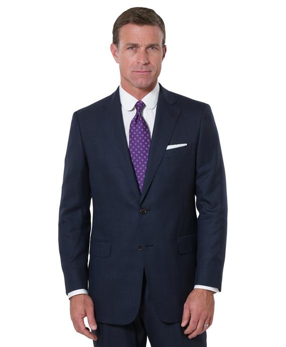 Regent Plaid 1818 Suit Blue