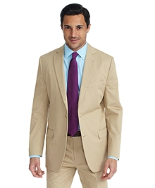 Cotton Twill Fitzgerald Fit Suit